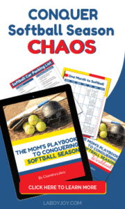 Softball Playbook Ad